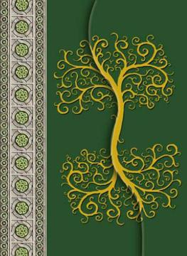 Bild på Magisk journal: keltiskt träd