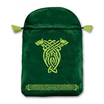 Bild på Tarotpåse: keltisk (satäng)