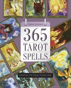 Bild på 365 Tarot Spells