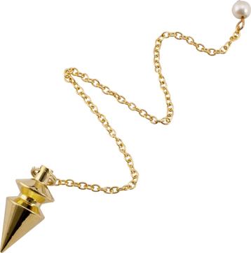 Bild på Pendel: spets – small (mässing)