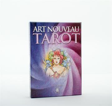 Bild på Art Nouveau Tarot (Grand Trumps)