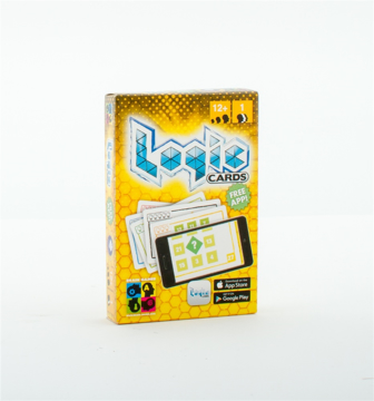 Bild på Logic Cards [Gul]