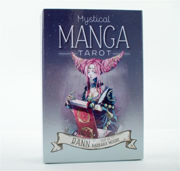 Bild på Mystical Manga Tarot