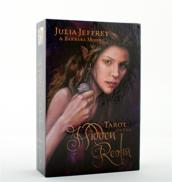 Bild på Tarot of the Hidden Realm (Boxed kit)