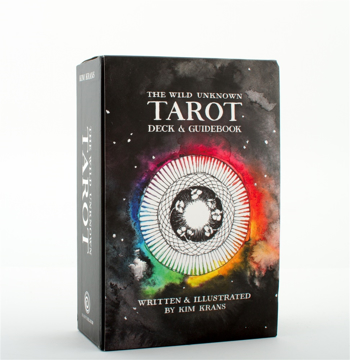 Bild på The Wild Unknown Tarot Deck and Guidebook