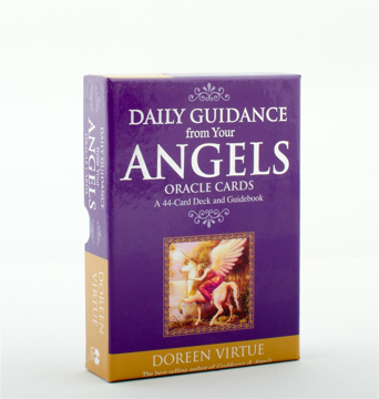 Bild på Daily guidance from your angels - 365 angelic messages...