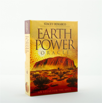 Bild på Earth Power Oracle : An Atlas for the Soul