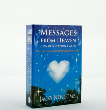 Bild på Messages From Heaven Communication Cards : Love & Guidance from the Other Side of Life