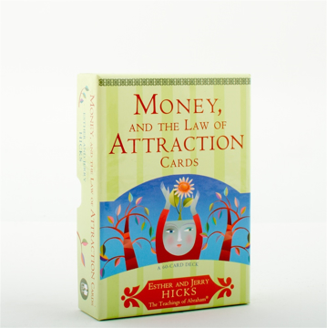 Bild på Money and the law of attraction - learning to attract wealth, health and ha