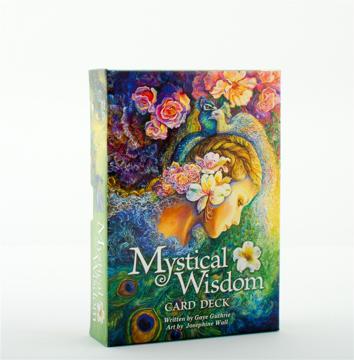 Bild på Mystical Wisdom Card Deck