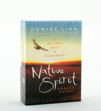 Bild på Native Spirit Oracle Cards