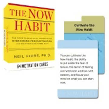 Bild på Now Habit Motivation Cards