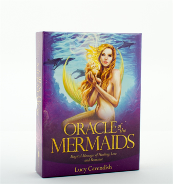 Bild på Oracle of the mermaids - magical messages of healing, love & romance