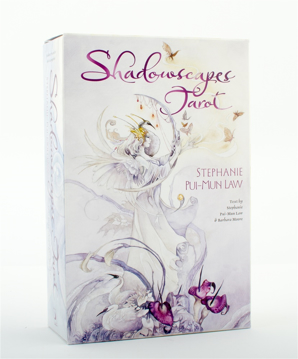 Bild på Shadowscapes Tarot Kit [Kort + Bok]