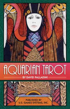 Bild på Aquarian Tarot Deck