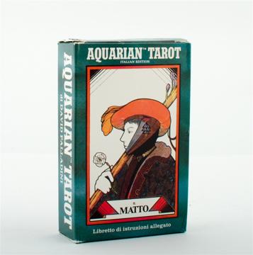 Bild på AquarianTM Tarot Deck, Italian