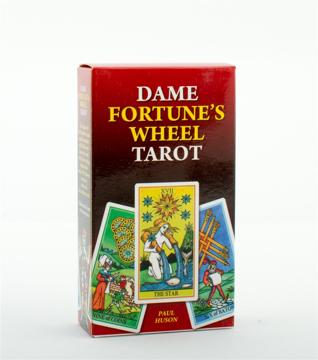 Bild på Dame Fortune's Wheel Tarot