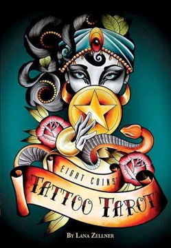 Bild på Eight Coins' Tattoo Tarot