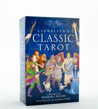 Bild på Llewellyn's Classic Tarot (Boxed Kit)