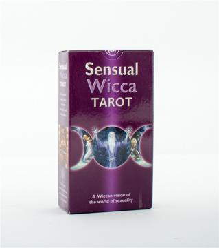 Bild på Sensual Wicca Tarot