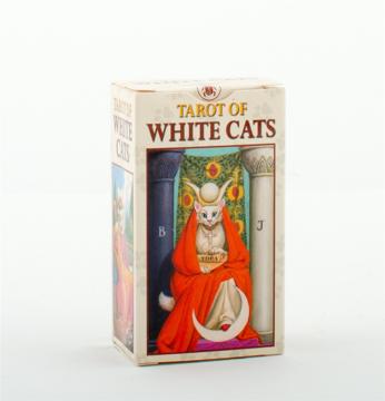 Bild på Tarot of the white cats