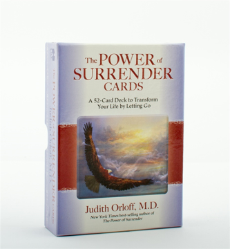 Bild på The Power of Surrender Cards: A 52-Card Deck to Transform Your Life by Letting Go