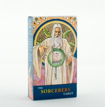 Bild på The Sorcerers Tarot