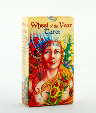 Bild på Wheel of the Year Tarot