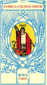 Bild på RWS® Tarot (A.E. Waite, P.C. Smith)