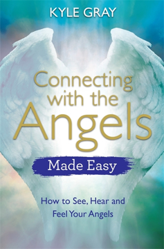 Bild på Connecting with the angels made easy - how to see, hear and feel your angel