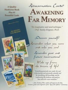 Bild på Reincarnation Cards: Awakening Far Memory (61 Cards & Hardcover Book)
