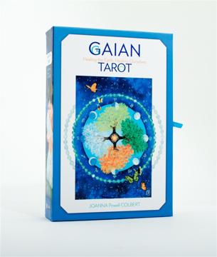 Bild på Gaian Tarot: Healing the Earth, Healing Ourselves
