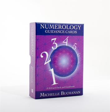 Bild på Numerology Guidance Cards