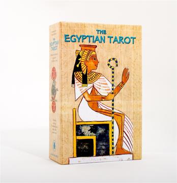 Bild på Egyptian Tarot (Set)