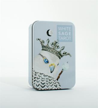 Bild på White Sage Tarot