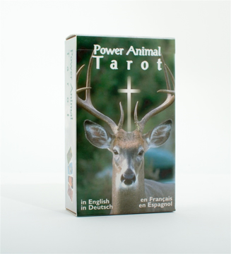 Bild på Power Animal Tarot 4-Languages
