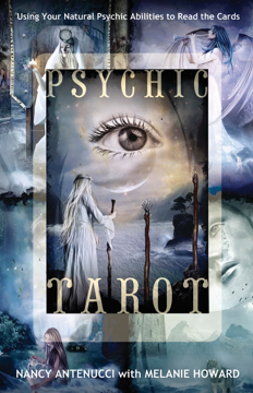 Bild på Psychic tarot - using your natural psychic abilities to read the cards