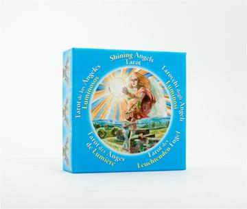 Bild på Shining Angels Tarot (round tarot)