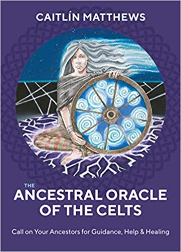 Bild på The Ancestral Oracle of the Celts: Call on Your Ancestors for Guidance,Help and Healing