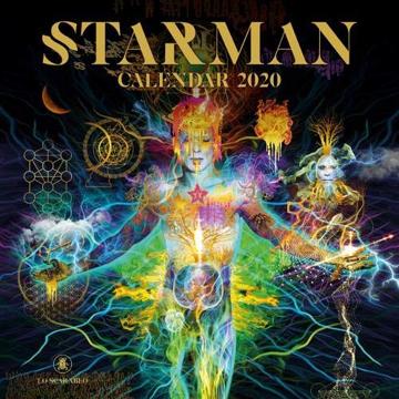 Bild på STARMAN CALENDAR 2020 CAL07