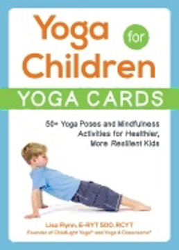 Bild på Yoga for children--yoga cards - 50+ yoga poses and mindfulness activities f