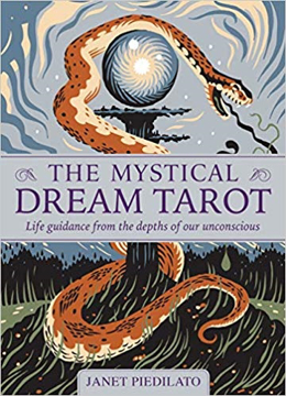 Bild på The Mystical Dream Tarot: Life Guidance from the Depths of Our Unconscious (Book & Cards)