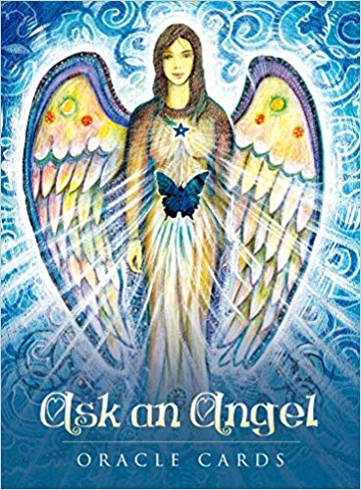 Bild på Ask An Angel Oracle Cards