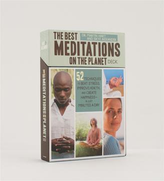 Bild på Best Meditations on the Planet Deck