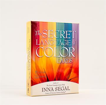 Bild på Secret language of color cards