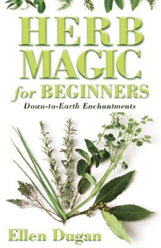 Bild på Herb Magic for Beginners: Down-To-Earth Enchantments