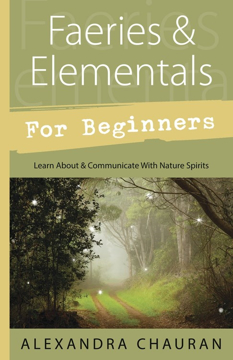 Bild på Faeries and elementals for beginners - learn about and communicate with nat