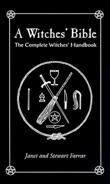 Bild på A Witches' Bible: The Complete Witches' Handbook (Formerly W