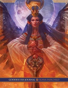 Bild på Goddess Isis Journal
