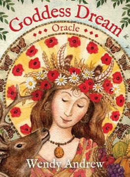 Bild på Goddess Dream Oracle: (Book & Cards)